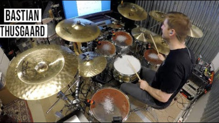 Bastian Thusgaard - Soilwork - The Nothingness And The Devil