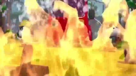 玩具有趣:森林失火了,奇妙救援队速来救援