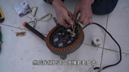 电动车电机霍尔可以换吗?告诉你几个小技巧!学会自己都能搞好