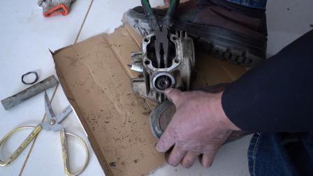 弯梁摩托车气门拆卸和安装技巧,修车小白看完也能轻松拆卸安装