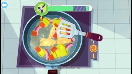 海岛美食小游戏,珍妮的厨艺真的越来越好了!