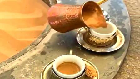 巴基斯坦街头特色奶茶,难道这才是最正宗的煮奶茶吗