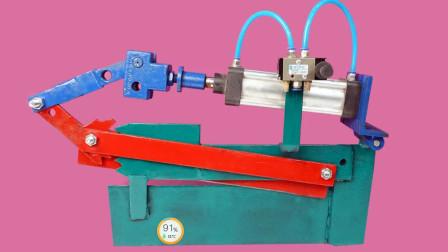 发明一款机械工具,这是一个绝妙的想法!