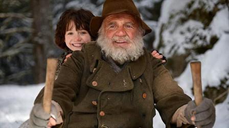 海蒂和爷爷以及两个同伴的故事,阿尔卑斯山上的祖孙情(二)