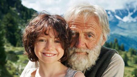 海蒂和爷爷以及两个同伴的故事,阿尔卑斯山上的祖孙情(三)