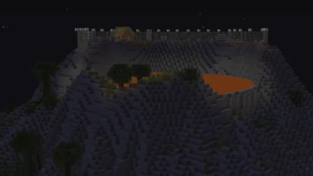 我的世界动画-如果菜鸟遇上岩浆海啸-JAD