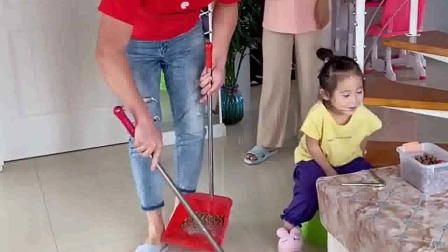 搞笑一家人:这孩子的反应让人太意外了