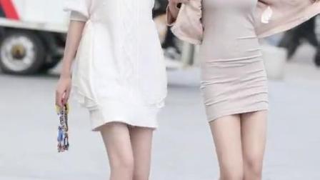 18岁左右都喜欢右边的,25岁以上肯定都喜欢左边的了,对吗?#街拍