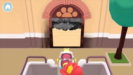 熊猫消防队:房间里有好多问题,这可怎么办?
