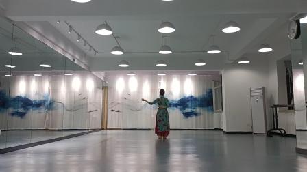 舞蹈   茶颜悦色  (学跳唐帅老师创编的舞蹈)