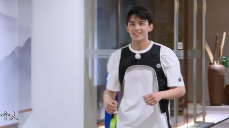 奔跑吧:吴磊年轻气盛要找郑凯单挑,结果被秒杀!