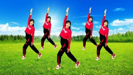 加长健身操《大风摇》运动全身,瘦大腿,减全身赘肉