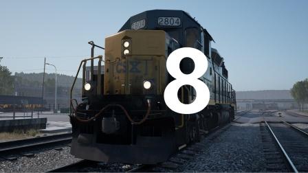 SGGS·火车模拟世界2TSW2·EP08·法国高铁之祸不单行