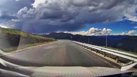汽车视角带你看遍祖国的天路美景#2