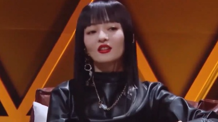以为BY2够惊艳,不料她登台一段rap,张韶涵都摇了起来!