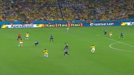 经典回顾:2014年世界杯哈梅斯·罗德里格斯教科级的进球