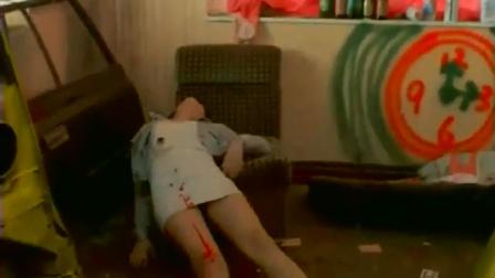 包臀裙女孩被吓尿以后打死