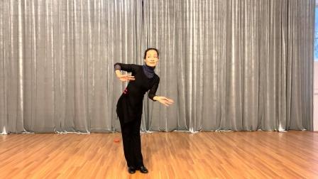 波老师形体广场舞《风筝误》*形体课示范