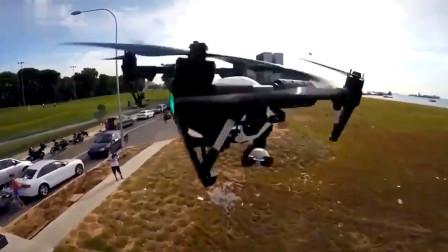 无人机炸机合集 第146期 避免无人机炸机 安全飞行人人有责