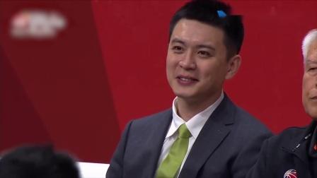 辽宁4杀广州,杨鸣得意微笑