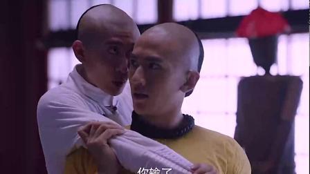 小宝刚进宫就和皇上打了一架,真是胆大啊