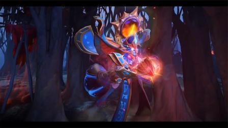 【DOTA2】神谕预判 蓝猫降落位置 爆头击杀!