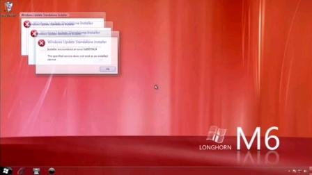 Windows Longhorn Crazy Error vol:2