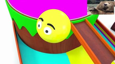 吃豆人被另一个吃豆人撞下颜色池,染上了颜色