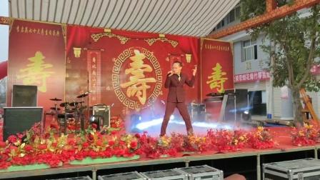 重庆万州红白喜事大型演出公司 舞台搭建LED显示屏舞台背景