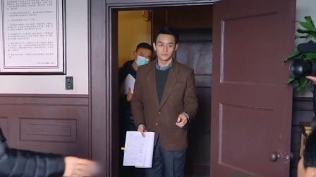 宋运辉与路小第收尾戏份的幕后