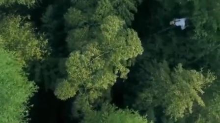73岁竹海飞人,独门技术无人继承,可能是中国最后的竹海飞人!
