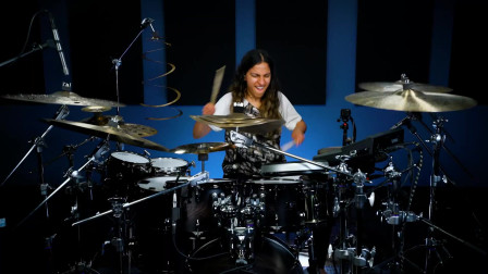 Sarah Thawer - Proto Cosmos (Drumeo Performance)