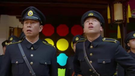 警察局长包围瘸老头,哪料老头不是一般人,警察全军覆没