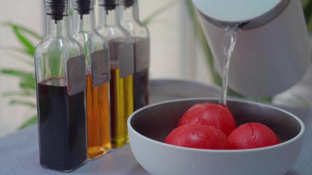 馋哭了,这才是西红柿最好吃的做法,汤鲜味美,孩子再也不挑食