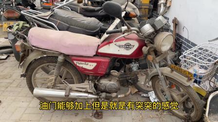 这才是造成摩托车时间一长就没劲的真正原因?师傅带你去看下真相