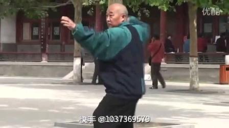 八卦直趟六十四掌——刘志平(精平)