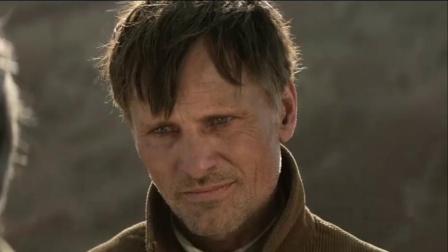 西部电影:男子被迫押运囚犯去赴死,途中放他走他却不敢走