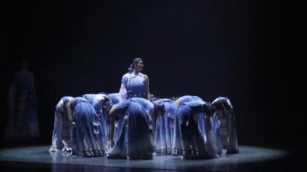 南京艺术学院民族民间舞表演专业毕业汇报,藏族群舞《万顷云天》