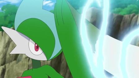 精灵宝可梦剑盾 第51集 大葱鸭的考验!