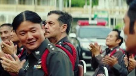 肖央荣升副局长,陈赫表情亮了,这段导演都舍不得删掉