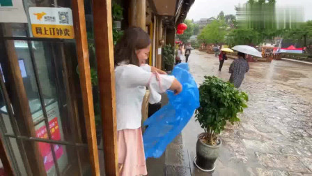 自驾旅行,到达云南一定要吃过桥米线,要不然都白来了