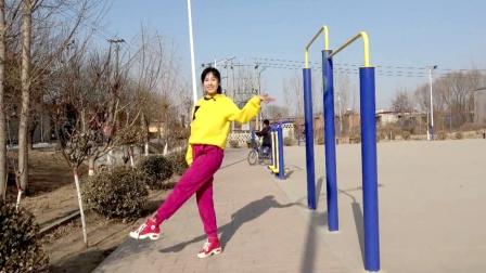 减肥弹跳32步《最爱的就是你》全网火爆,大家都在跳