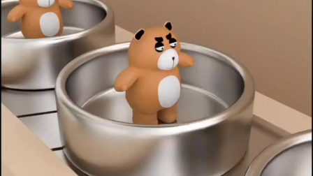 不好啦!眼袋熊也逃跑啦!