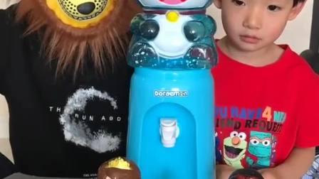 童年的记忆:来分水喝啦