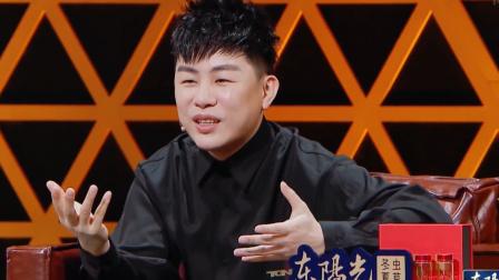天赐的声音2:胡彦斌像老父亲一样看孟美岐表演,太享受了!