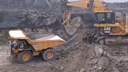 卡特6020大型挖掘机超大型