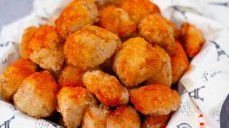 小孩最喜欢的杏鲍菇做法!一口一个香入魂,成本不到5块钱