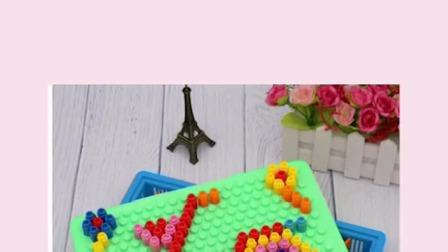 可爱的又有趣的益智玩具孩子越玩越聪明育儿