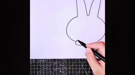 #创意手掌画