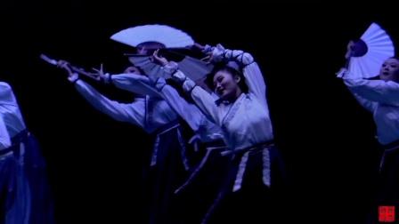 舞徒原创专场汇演古典舞《逍遥赋》,能做汇演的培训机构,专业!
